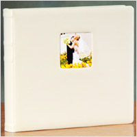 art leather & midwest photographic wedding album